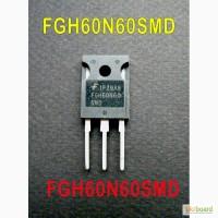 Продам FGH60N60SMD, 600V, 60A транзисторы для сварочных инверторов