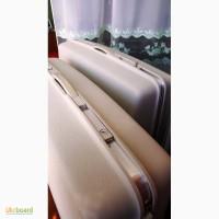 Женские дорожный чемодан на колесах Royal traveller не дорого б/у