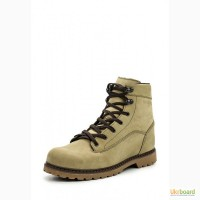 Кожаные трекинговые ботинки Strobbs с мембраной
