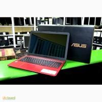 Стильный Ноутбук ASUS R540S в красном цвете! Состояние нового
