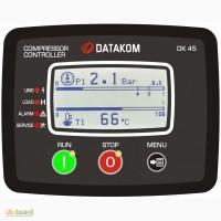 Контроллер компрессора c электроприводом DATAKOM DK-45