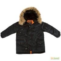 Детские куртки Аляска Alpha Industries Youth N-3B Parka