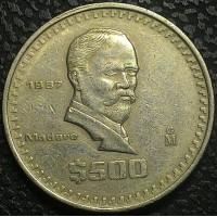 Мексика 500 песо 1987 год