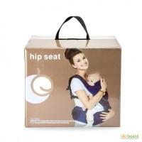Рюкзак-кенгуру для переноски детей Hip Seat (кенгурушка)