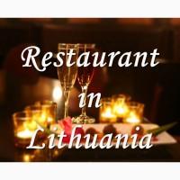 Готовый бизнес (ресторан) от собственника под ключ в Вильнюсе (Литва)
