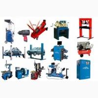 Оборудование для СТО, материалы для ремонта всех типов колес