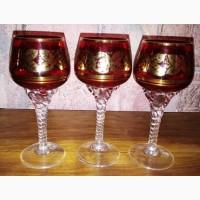 Три фужера, Богемия, Чехословакия