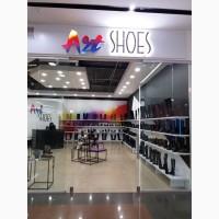 В Кривом Роге открылся новый салон-магазин брендовой обуви Art Shoes