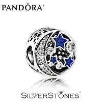 Оригинал Pandora Пандора шарм бусина Ночное небо арт. 791992CZ