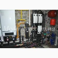 Твердотопливные, Газовые, Электрические котлы отопления! MODERNSYS
