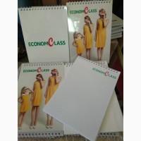 Виготовлення блокнотів щоденників під замовлення з Вашим логотипом