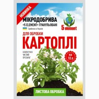 ... ;5 ELEMENT для обработки картофеля в период вегетации(пакетик 10г)
