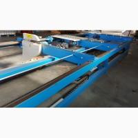 Торцовочный станок трехпильный Walter FDR 3/300 длина до 6 метров