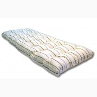 Матрас ватный ткань тик размер 70х190