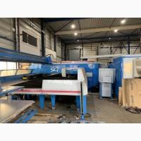 Автоматизированный пробивочный центр Finnpower SC6 3000 x 1500 mm 4460 = Mach4metal