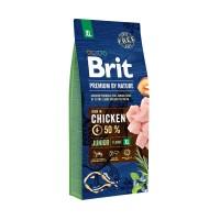 Брит Премиум Юниор корм для щенят Brit Premium Junior