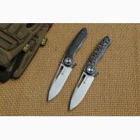 Складной нож Venom Harpoon (M390+titan+carbon)