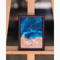 Картина в рамке «Исполнение мечты»