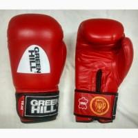 Боксерские перчатки KNOCK Green Hill