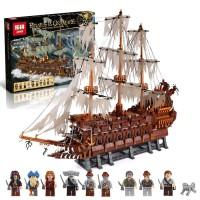 """Новый в упаковке Конструктор Lepиn16016. """"Пираты Карибского Моря-Летучий Голландец"""