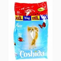 ZO-270001, Корм для кошек говядина 5кг, универсальное, коричневый