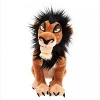 Мягкая игрушка Шрам / Скар из мф Король лев