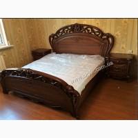 Классическая кровать Аллегро с тумбами