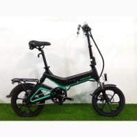Складной электрический велосипед Магний 16 дюймов колеса (36V /7.5A - 250W)