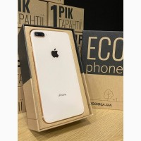 IPhone 8 Plus 256gb Gold refurbished з безкоштовною гарантією 1 рік