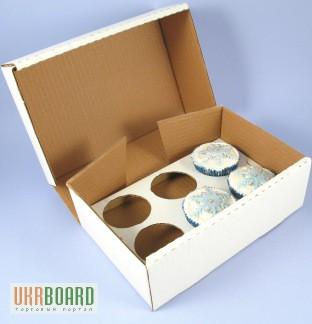 Упаковка для кекса своими руками