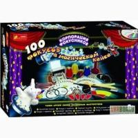 Набор фокусника CREATIVE 6022 100 фокусов в магическом сейфе