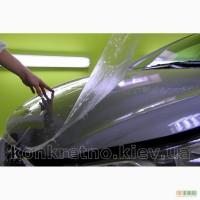 Оклейка кузова автомобиля прозрачной защитной пленкой