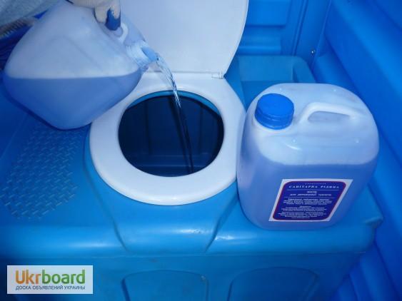 Жидкость для биотуалетов своими руками