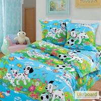 Веселые Далматинцы детское постельное белье купить