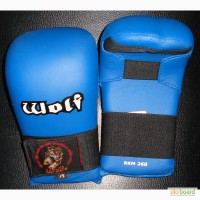 Перчатки для каратэ TM Wolf