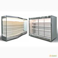 Регал/горка Луизиана холодильный пристенный стеллаж/витрина Новые.Гарантия 3 года
