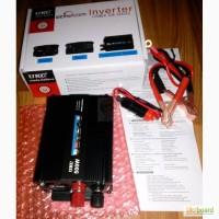 Инвертор 500W (преобразователь напряжения) UKC из 12В постоянного тока в 220В перем