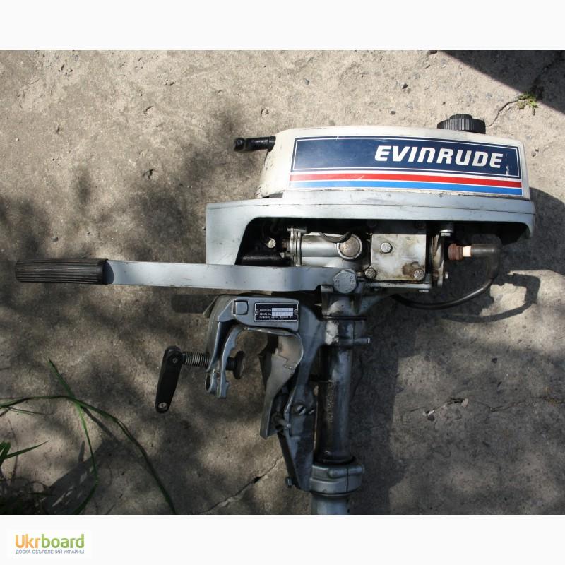 старые лодочные моторы эвинруд