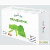 Лямблицид для антипаразитарного действия, особенно против лямблий