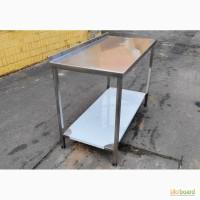 Продам разделочный (производственный) стол из пищевой стали