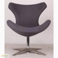 Кресло Папилио Шерсть (Papilio Wool), дизайнерское кресло Папилио в ткани купить Киев
