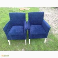 Продам очень крутые кресла синего цвета для кафе ресторанов