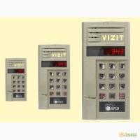 Домофоны VIZIT (ВИЗИТ) Оптовые цены. Доставка в любой город Украины