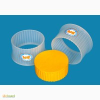 Формы для круглого мягкого сыра 0.5 кг типа Чеддер, Сулугуни