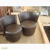 Кресло круглое мягкое б/у