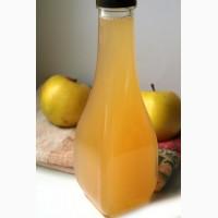 Домашний натуральный яблочный уксус на меде и на сахаре