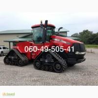 500 л.с. 2295 м.ч. Трактор CASE IH Steiger 500 QuadTrac б/у из США