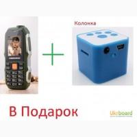 Акция!!! Противоударный телефон LAND ROVER F6000.Новый! +ПОДАРОК