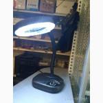 Настольная лампа-лупа для салона красоты