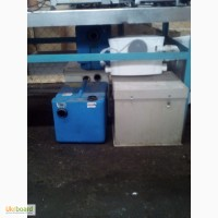 Сепараторы жыра б/у, канализационные жироулавители б/у